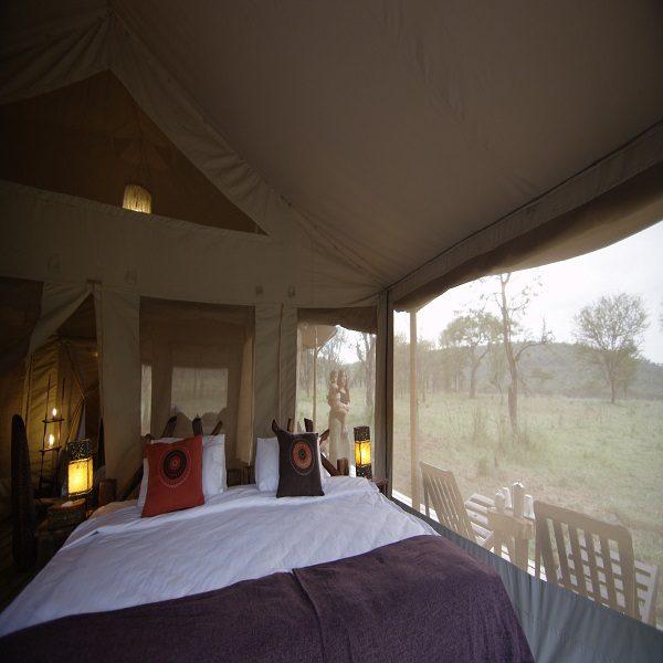 Luxury Safari Camps in Tanzania